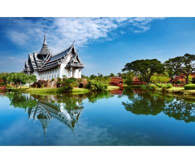 Фотообои Дворец, Тайланд