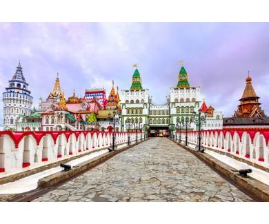 Фотообои Измайловский Кремль, Москва