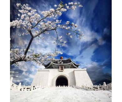 Фотообои Мемориальный зал Чан Кайши