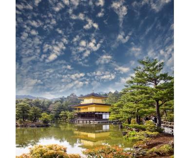 Фотообои Золотой храм Японии