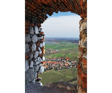 Фотообои Историческое окно