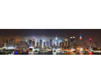 Фотообои Большая ночная панорама