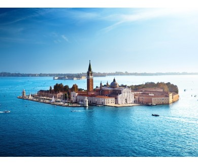 Фотообои Вид на остров Сан-Джорджо, Венеция, Италия