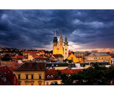 Фотообои Загреб