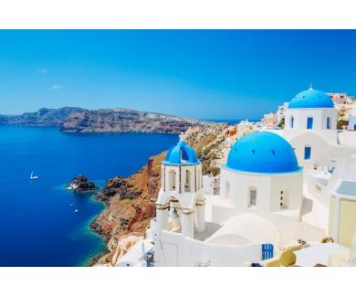 Фотообои Остров Санторини, Греция