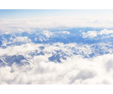 Фотообои Вершины гор
