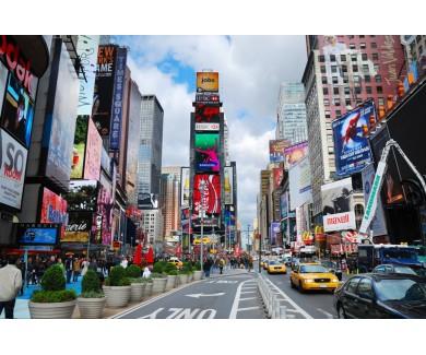 Фотообои Таймс-Сквер днём