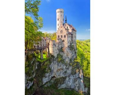 Фотообои Замок Лихтенштейн в Германии