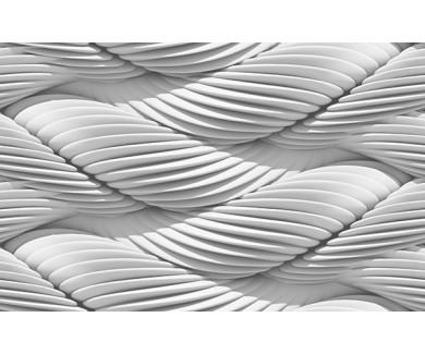 Фотообои Абстрактные изогнутые линии