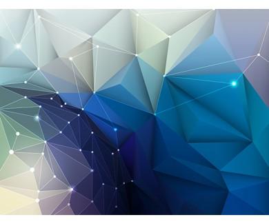 Фотообои Абстрактные треугольники