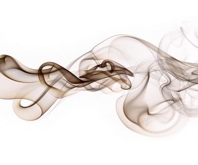 Фотообои Объёмный Дым