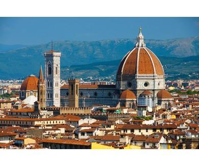 Фотообои Базилика Святой Марии, Флоренция