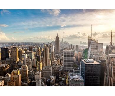 Фотообои Город Нью-Йорк днём