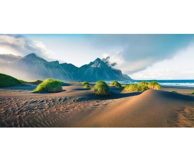 Фотообои Гора Вестрахорн, Исландии
