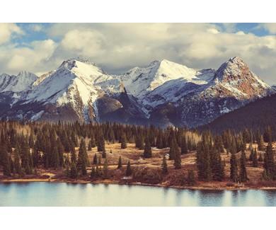 Фотообои Горы в Колорадо