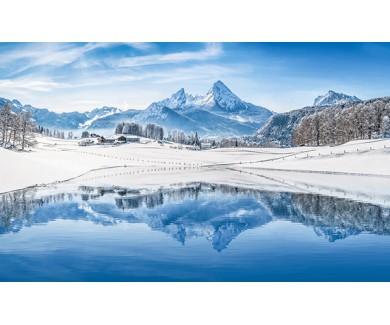 Фотообои Горы зимой