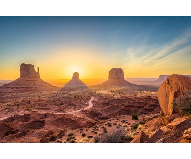 Фотообои Долина монументов, Аризона