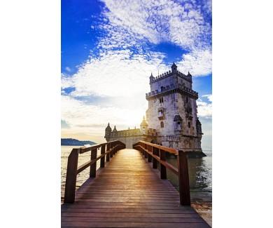 Фотообои Башня Торре де Белем