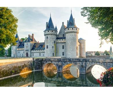 Фотообои Замок Сюлли-сюр-Луар, Франция