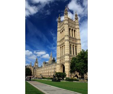 Фотообои Лондонский парламент и Биг Бен