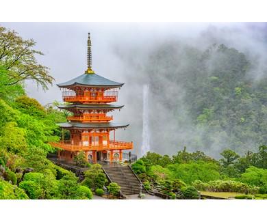 Фотообои Пагода Кумано