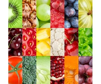 Фотообои Фрукты и овощи 1