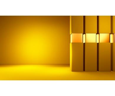 Фотообои Золотая комната
