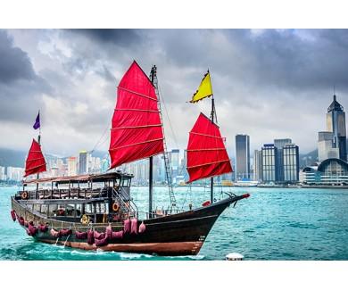 Фотообои Корабль с алыми парусами