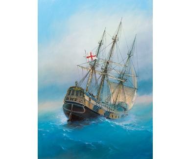 Фотообои Парусное судно 19-го века