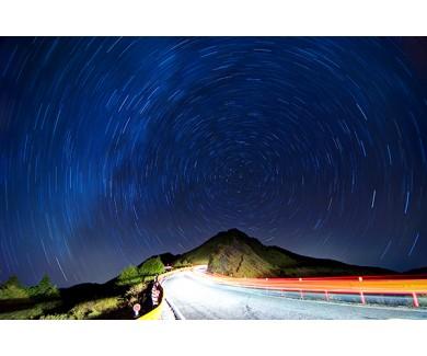 Фотообои Звездная трасса