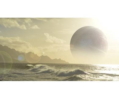 Фотообои Неизвестная планета