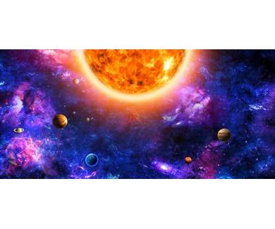 Фотообои Солнце и планеты