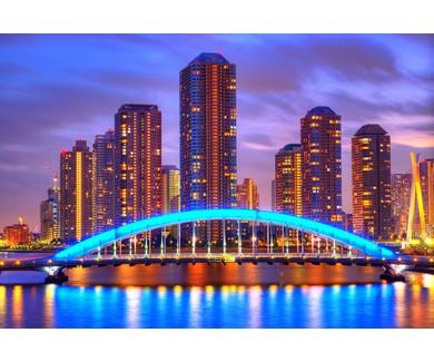 Фотообои Мост в Токио