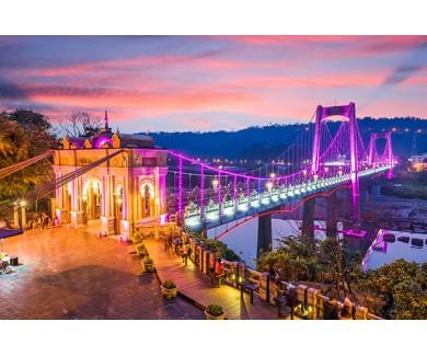 Фотообои Мост Дакси, Тайвань