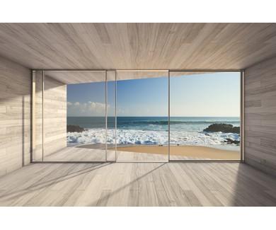 Фотообои Вид на море с терассы