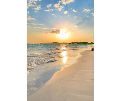 Фотообои Спокойный Закат На Пляже