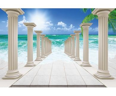 Фотообои Греческие колонны