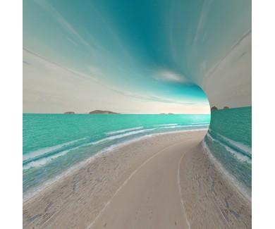 Фотообои Морской туннель