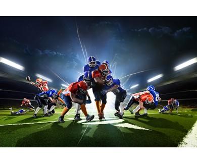 Фотообои Американский футбол
