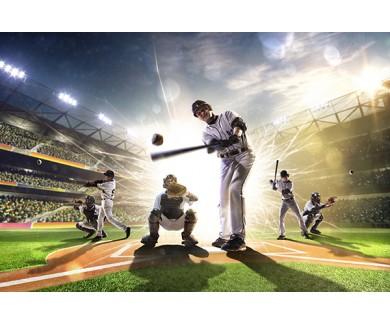 Фотообои Бейсбол