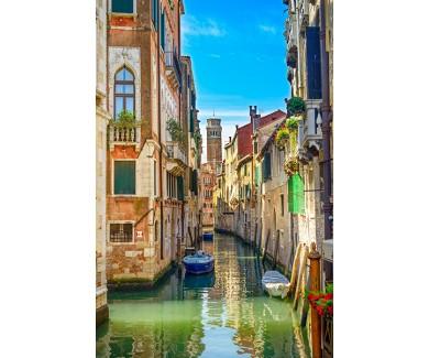 Фотообои Красивый канал в Венеции
