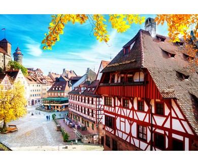 Фотообои Улица в Германии
