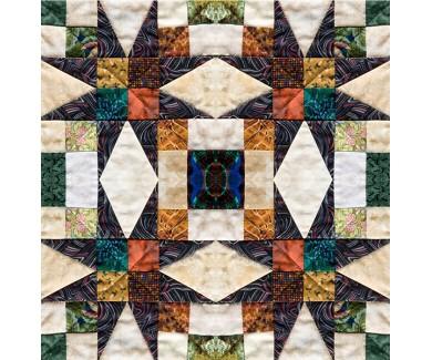 Фотообои Лоскутное одеяло