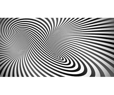 Фотообои Оптическая иллюзия