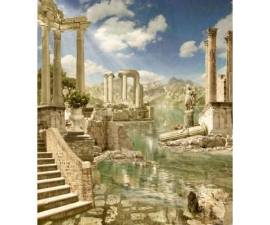 Фотообои Греческие развалины