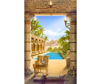 Фотообои Египетская арка