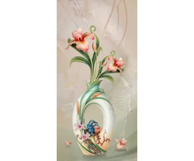 Фотообои Цветы в изящной вазе