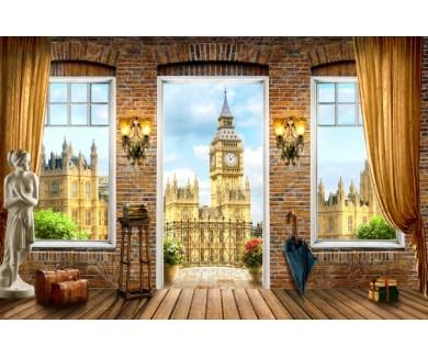 Фотообои Квартира в Лондоне