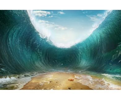 Фотообои Волна