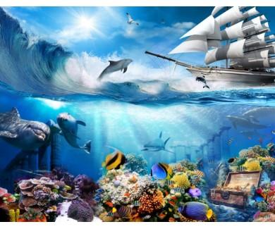 Фотообои Морские глубины